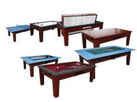 Игровой стол - многофункциональный DBO «Dybior Mistral» (черный)