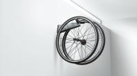 Крепежная система Tacx для подвешивания велосипеда на стену