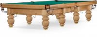 """Бильярдный стол для русского бильярда Weekend Billiard Company """"Tower"""" 12 ф (ясень)"""