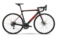 Велосипед BMC Teammachine SLR02 Disc TWO Carbon/red/red (2018)