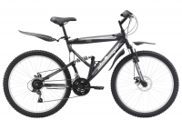 Велосипед Challenger Enduro Lux FS 26 D (2017)