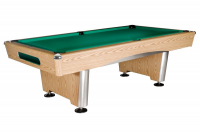 "Бильярдный стол для пула Weekend Billiard Company ""Dynamic Triumph"" 8 ф (дуб)"