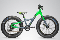 Велосипед SCOOL XXfat 20, 9 ск. (2016)