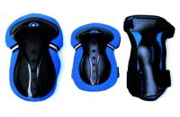 Защита комплект Puky Junior Set Blue (XS размер) синий