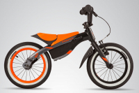 Велосипед-беговел 2в1 SCOOL Rennrad 14 elite (2016)