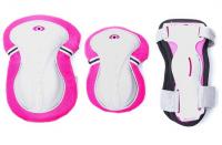 Защита комплект Puky Junior Set Pink (XXS размер) розовый