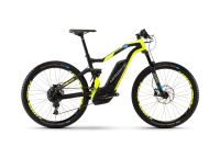 Велосипед Haibike XDURO FullSeven Carbon 8.0 500Wh 11-S (2018)