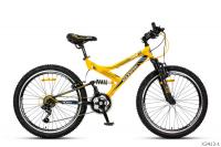 Велосипед MAXXPRO SENSOR 24 (2016)