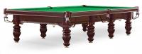 Бильярдный стол для русского бильярда Weekend Billiard Company «Dynamic Prince» 12 ф (махагон)