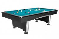"Бильярдный стол для пула Weekend Billiard Company ""Dynamic Triumph"" 8 ф (черный)"