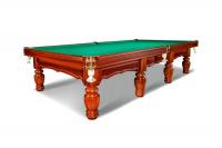 Бильярдный стол для русского бильярда Weekend Billiard Company «Лидер» 12 футов