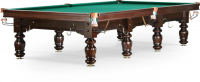 Бильярдный стол для русского бильярда Weekend Billiard Company «Classic II» 12 ф