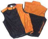 Веложилет  CONTINENTAL оранжевый
