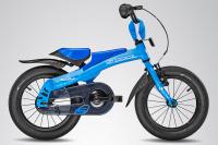Велосипед-беговел 2в1 SCOOL Rennrad 14 (2016)