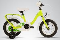 Велосипед SCOOL niXe 12 steel (2016)