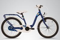 Велосипед SCOOL niXe 18 steel (2016)