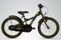 Велосипед SCOOL XXlite 18 steel (2016)