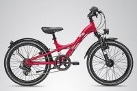 Велосипед SCOOL XXlite comp 20, 7 ск.(2016)