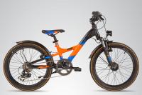 Велосипед SCOOL XXlite pro 20, 7 ск. (2016)