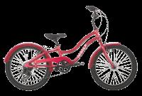 Велосипед DEWOLF WAVE 210 (2017)