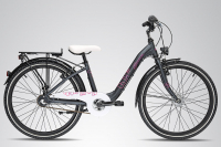Велосипед SCOOL chiX comp 24, 3 ск. Nexus (2016)