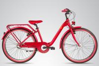 Велосипед SCOOL chiX pro 24, 3 ск. Nexus (2016)