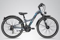 Велосипед  SCOOL XXlite comp 24, 21 ск. (2016)