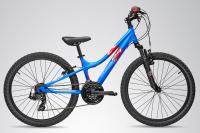 Велосипед SCOOL troX comp 24, 21 ск. (2016)
