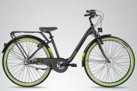 Велосипед SCOOL chiX pro 26, 3 ск. Nexus (2016)