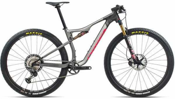 Велосипед Orbea OIZ M-PRO Розовый (2021)