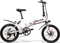 Электровелосипед xDevice xBicycle 20 (2017)
