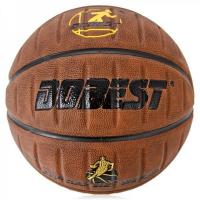Мяч баскетбольный DOBEST PK200 р.7 синт. кожа, коричн.