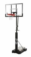"""Баскетбольная стойка мобильная Spalding Ultimate Hybrid JUNIOR 60"""""""