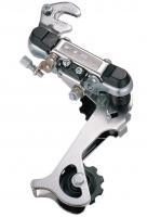 Переключатель MR-22 задний, 6/7ск., дискретный FALCON до 28Т, крепление под гайку колеса