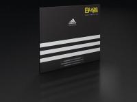 Накладка Adidas Blaze Speed 2.0мм (черный)