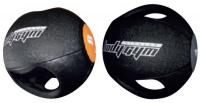 Мяч медицинский с рукоятками Housefit 8 кг