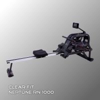 Водный гребной тренажер Clear Fit Neptune RN 1000