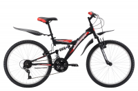 Велосипед Challenger Cosmic FS 24 (2017)