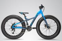Велосипед SCOOL XXfat 24, 18 ск. (2016)