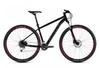 Велосипед Ghost Kato 5.9 AL black-grey-red (2020)