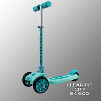 Самокат Clear Fit City SK 600