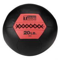 Тренировочный мяч мягкий Body Solid WALL BALL 9,1 кг (20lb)