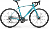 Велосипед Merida Ride Disc 100-Juliet (2017)