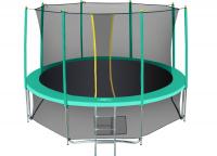 Батут  Hasttings Classic Green (4,26 м)