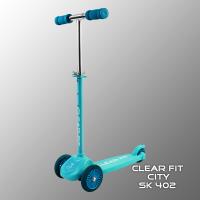 Cамокат  Clear Fit City SK 402