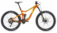 Велосипед Giant Reign SX (2018)
