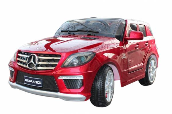 Детский электромобиль Joy Automatic Mercedes Benz ML 63 AMG LUX