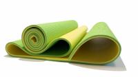 Коврик для фитнеса Original Fit.Tools Banana Lime