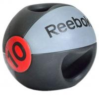 Медицинский мяч Reebok с рукоятками, 10 кг