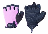 Перчатки атлетические женские GoFit Pearl-Tac